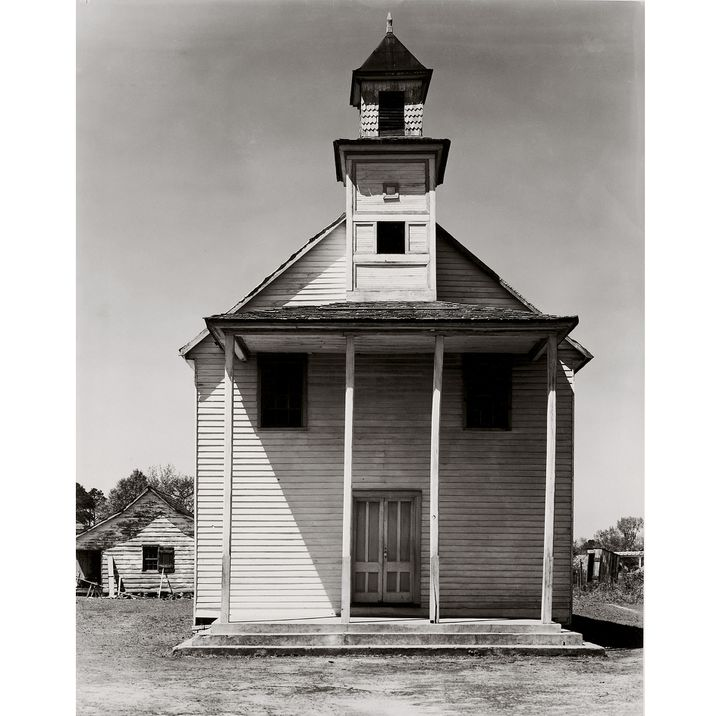 "Walker Evans, ""Negroes' Church, South Carolina"", 1936, Musée des beaux-arts du Canada, Ottawa  (Walker Evans Archive, The Metropolitan Museum of Art Photo: © Musée des Beaux-Arts du Canada, Ottawa)"