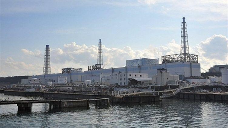 La centrale nucléaire japonaise de Fukushima (31 mars 2011) (AFP / Maritime Self Defense Force)
