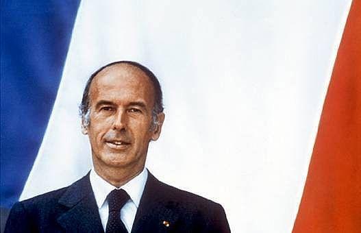 Valéry Giscard d'Estaing  (Jacques-Henri Lartigue)