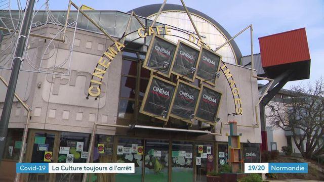 Lieux de culture en danger Caen