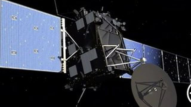 Rosetta va tenter de récolter de précieuses informations sur Chouri