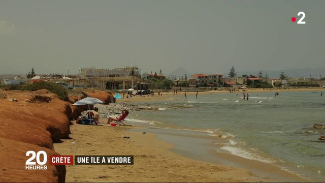 Crète : une île à vendre