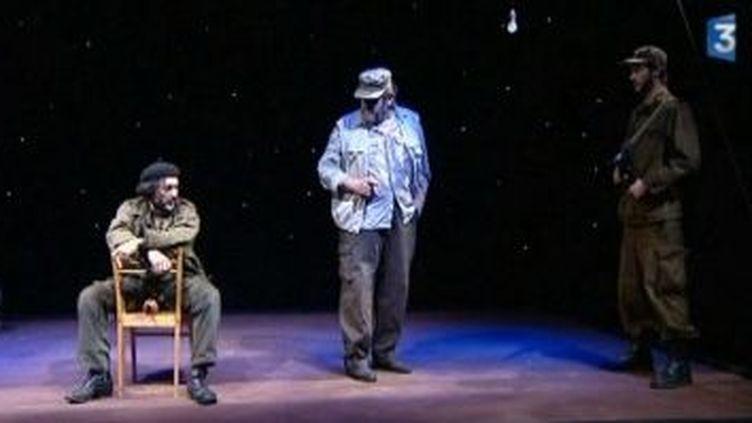 La dernière nuit du Che au Théâtre du Chêne Noir  (Culturebox)