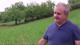 Un agriculteur. (CAPTURE D'ÉCRAN FRANCE 2)