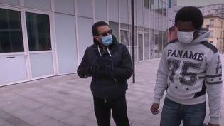 Témoignages : le désarroi des victimes de l'explosion rue de Trévise (FRANCEINFO)