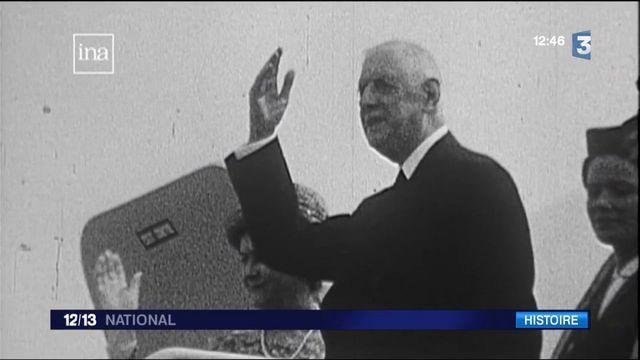 """Canada : de Gaulle lançait """"Vive le Québec libre !"""" il y a 50 ans"""