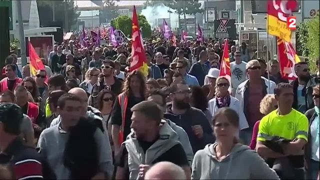 Saint-Nazaire : le port bloqué depuis mardi