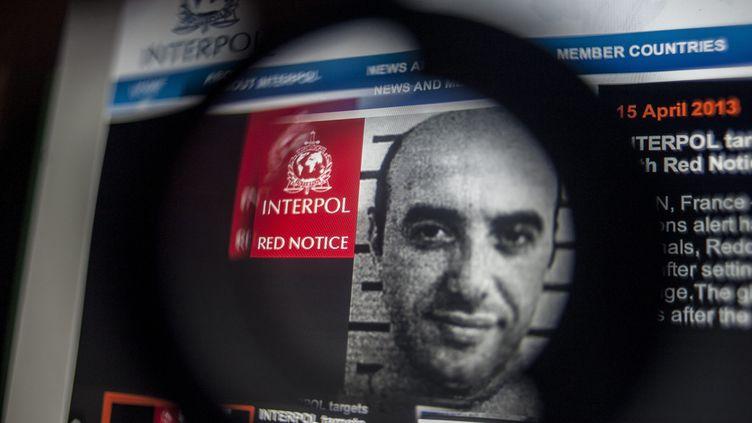 Lebraqueur récidiviste, Redoine Faïd,est actuellement en fuite après s'être évadédu centre pénitentiaire de Réau en Seine-et-Marne. (MAXPPP)