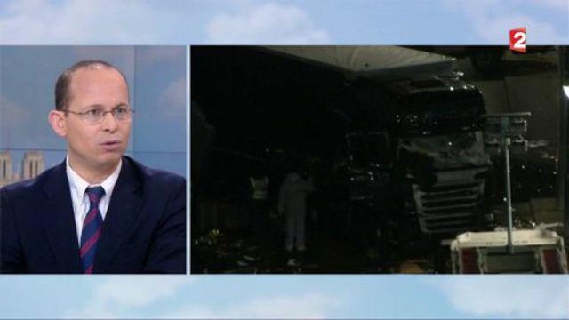 """Berlin : """"L'État islamique a annoncé qu'il mènerait des attentats partout en Europe"""""""