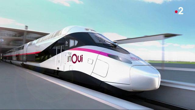 SNCF : une commande de 100 rames d'un nouveau TGV à Alstom