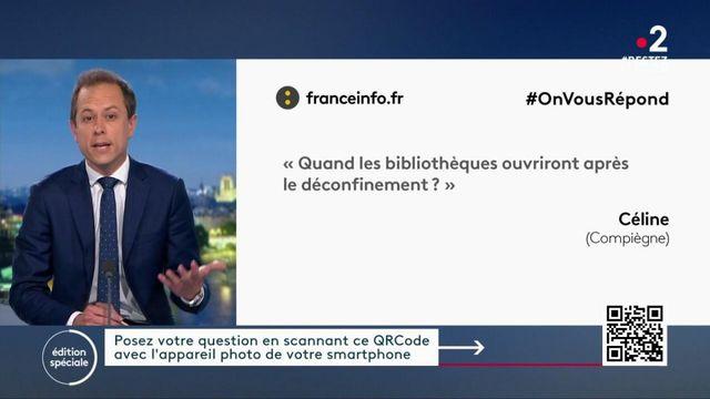 Coronavirus : Franceinfo répond à vos questions