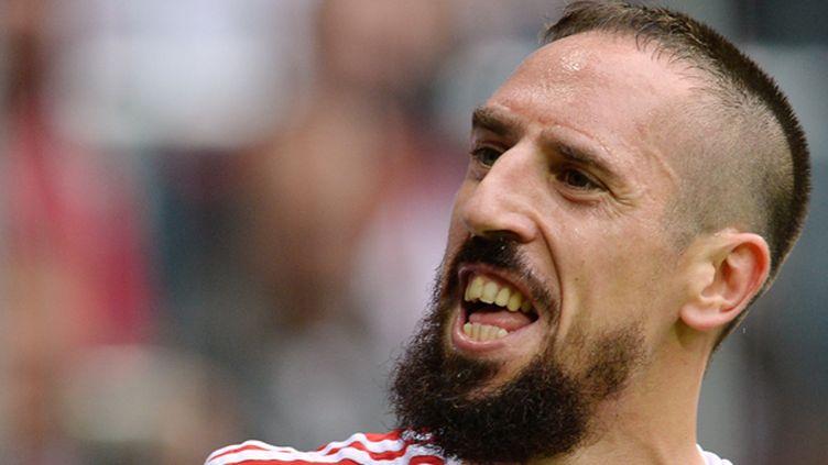 Franck Ribéry de retour sur les terrains de Bundesliga (ANDREAS GEBERT / DPA)