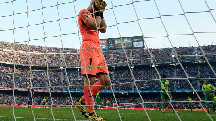 (JOSEP LAGO / AFP)