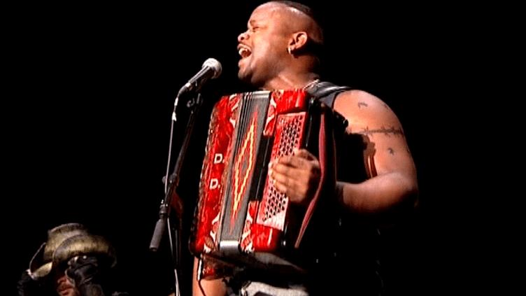 "Dwayne Doopsie ""The Zydeco Hellraisers""  (France3/culturebox)"