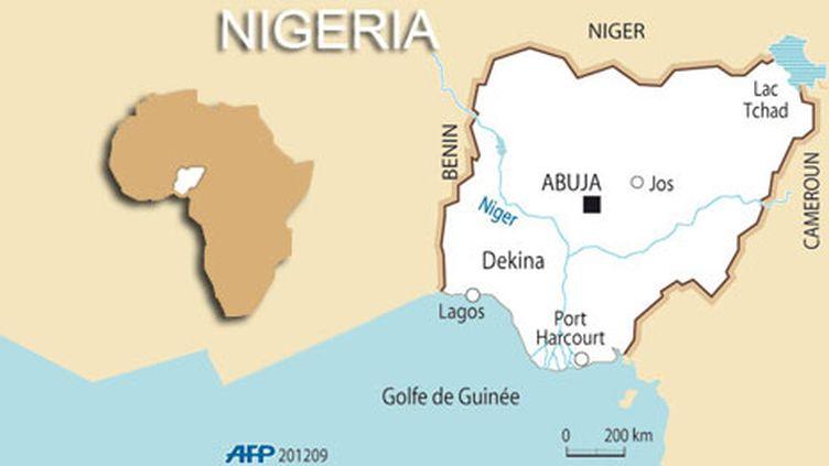 Les attentats se sont produits prés du centre de la conférence, au siège du gouvernement local à Warri. (AFP)