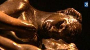 Camille Claudel, des bronzes posthumes exposés au château du Rivau à Léméré  (Culturebox)