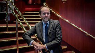 Jean-Marc Dumontet, le 23 février 2018, à Paris. (STEPHANE DE SAKUTIN / AFP)
