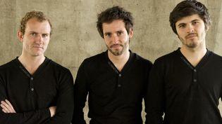 Les membres du SR9 Trio  (Claudi Hensen (2014))