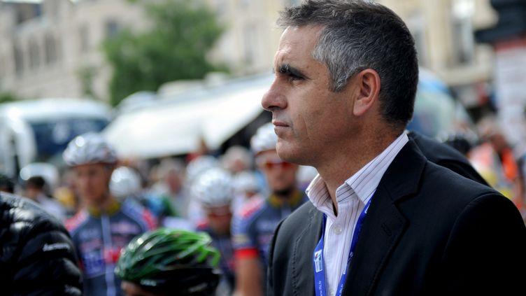 Laurent Jalabert (GUILLAUME SOUVANT / AFP)