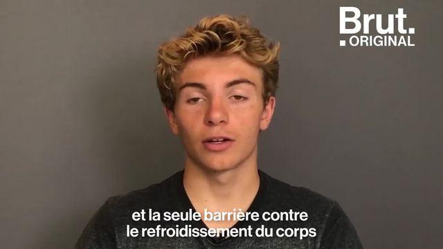 À 16 ans, il vient d'accomplir un exploit sportif et solidaire. Arthur Germain est le plus jeune français à avoir traversé la Manche. Il raconte.