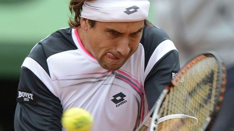 L'Espagnol David Ferrer