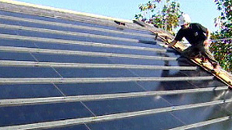 panneaux solaires (© France)