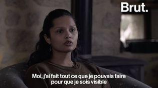 VIDEO. Abandonnée bébé en 1994 à Orly, elle raconte sa quête d'identité (BRUT)