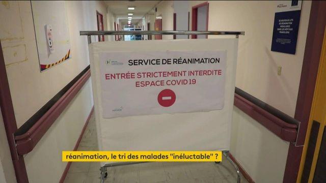 Covid-19 : vers un tri des malades dans les hôpitaux en Ile-de-France