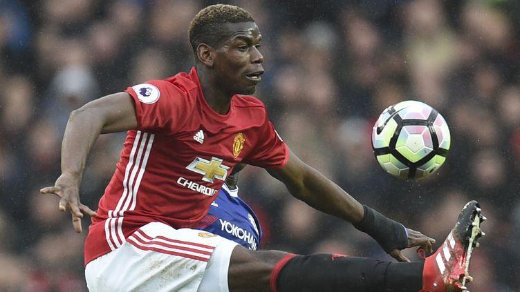 Paul Pogba (Manchester United) (OLI SCARFF / AFP)