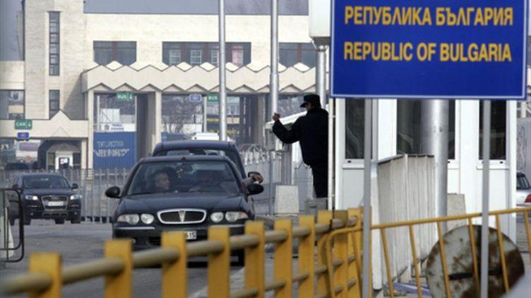 A la frontière entre la Bulgarie et la Grèce... (AFP)