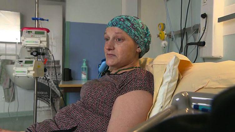"""Lymphome : """"Ce sont mes cellules qui ont appris à se défendre contre le cancer !"""""""