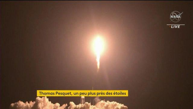 ISS : les dernières heures sur Terre de la mission Alpha