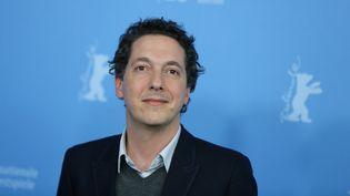 L'acteur et réalisateur Guillaume Gallienne, ici à Berlin le 7 février,est l'un des favoris avant la cérémonie des César 2014. (JÖRG CARSTENSEN / DPA)
