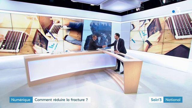 """Mounir Mahjoubi : """"Près de 20% des Français ne savent pas utiliser le numérique"""""""