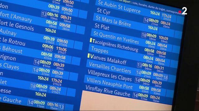 Grève SNCF : le trafic a repris normalement en Ile-de-France