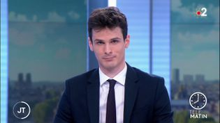 Léopold Audebert. (France 2)
