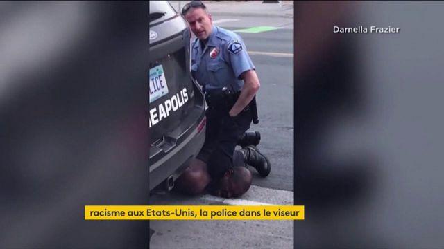 Mort de George Floyd : pourquoi un tel comportement de la police ?