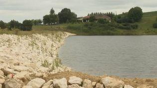 La justice a rendu son verdict au sein de l'affaire du lac de Caussade, construit illégalement à la demande des agriculteurs. (France 2)
