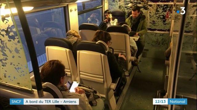 Hauts-de-France : les usagers SNCF retrouvent un trafic presque normal