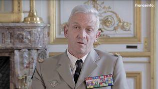 Le général Lecointre, le 31 mars 2021. (FRANCEINFO / RADIO FRANCE)