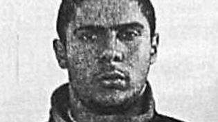 Portrait de Mehdi Nemmouche, principal suspect dans la tuerie du Musée juif de Bruxelles (Belgique). (PHOTONONSTOP / AFP)