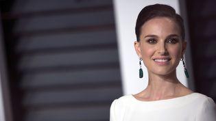 Natalie Portman en 2015 à Beverly Hills  (ADRIAN SANCHEZ-GONZALEZ / AFP)