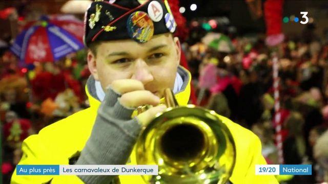 Nord : les carnavaleux investissent Dunkerque