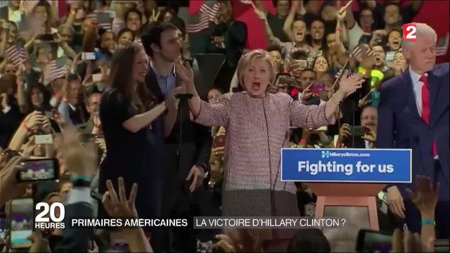 Primaires américaines : Clinton et Trump triomphent dans l'État de New York