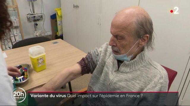Coronavirus : quelles conséquences peut avoir la nouvelle souche dans l'Hexagone ?