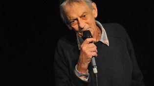 Le chanteur Graeme Alwright le 17 décembre 2011 à Ivry, près de Paris (SADAKA EDMOND/SIPA)