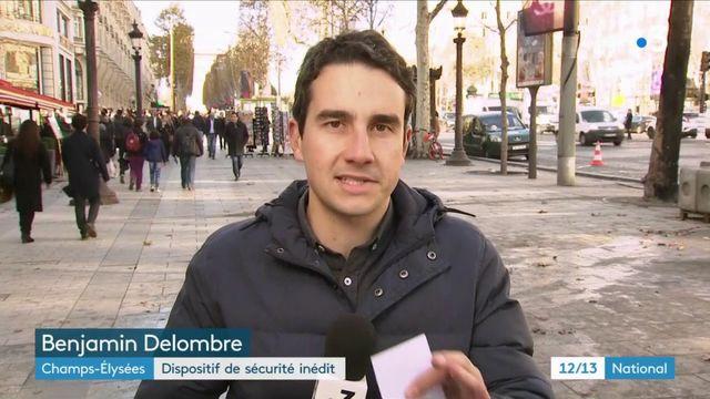 """""""Gilets jaunes"""" :  un dispositif de sécurité renforcé samedi 1er décembre"""