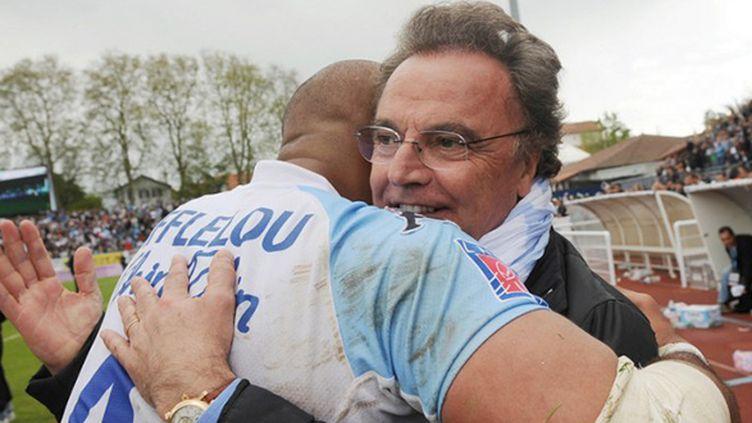 Alain Afflelou va quitter l'Aviron Bayonnais