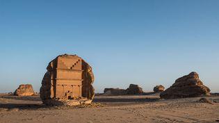 Qasr Al Farid, Madâin Sâlih, AlUla (© Hubert Raguet)