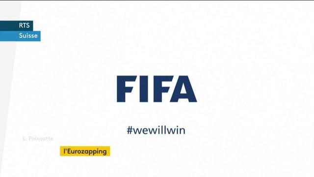 Eurozapping : le coronavirus reporte le procès FIFA et vide des cliniques en Allemagne